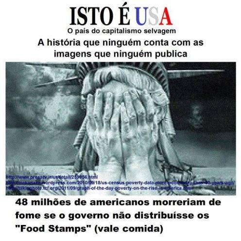 EUA questiona os programas sociais e de ajuda a famílias pobres no Brasil