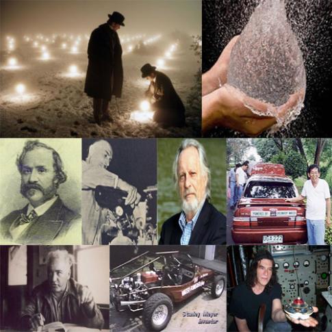 Inventores de carro a agua no mundo foram assassinados ou presos, Aqui sumiu!!!