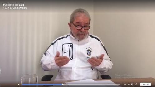 Lula ao vivo